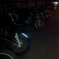Photo taken at Estacionamento Itibam by William R. on 6/2/2012