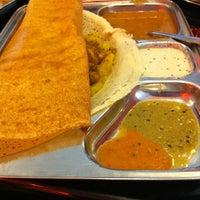 Photo taken at Chennai Dosa by Farii on 4/10/2012