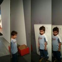 Photo taken at Biblioteca by Pedro C. on 8/5/2012