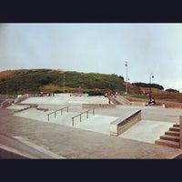 Foto tomada en Skatepark Cimadevilla por Giuliano G. el 8/9/2012