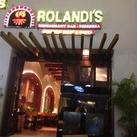Photo taken at Rolandi's by Adolfo 🍸 on 5/28/2012
