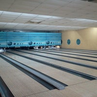 Photo taken at Bowling Antofagasta Shopping by Hernan D. on 7/28/2012