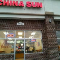 Photo taken at China Sun by Stanley Z. on 5/20/2012