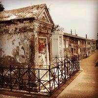 Снимок сделан в St. Louis Cemetery No. 1 пользователем Jimmi M. 7/6/2012