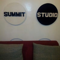 Photo taken at Summit Studios by Marcia L. on 7/26/2012
