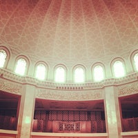Photo taken at Masjid Wilayah Persekutuan by Hafeez A. on 8/16/2012
