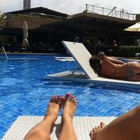 Photo taken at Ibiza Gran Hotel by Kristina S. on 8/7/2012