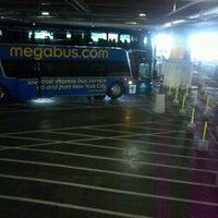 Photo taken at Megabus Stop - Washington, DC by Waddie G. on 2/25/2012