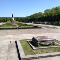 Photo prise au Treptower Park par Philipp G. le5/20/2012