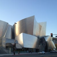 Photo taken at Walt Disney Concert Hall by Joanne P. on 5/8/2012