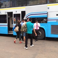Photo taken at Udon Thani Bus Terminal by Nuyim H. on 5/27/2012