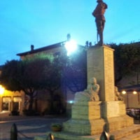 Photo taken at Norcia by Jacopo D. on 5/27/2012