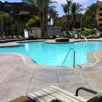 Foto scattata a 3400 Avenue Of The Arts Pool da Meny F. il 8/4/2012