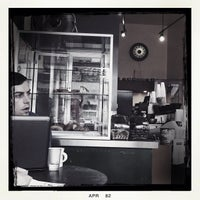 Photo taken at Cole Coffee by Evangeline B. on 4/25/2012