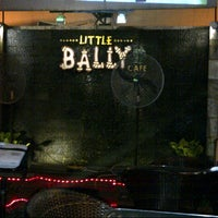 Photo taken at Little Bally Cafe by Da M. on 7/6/2012