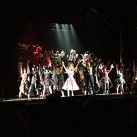 7/20/2012 tarihinde Иван П.ziyaretçi tarafından Her Majesty's Theatre'de çekilen fotoğraf