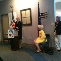 Photo taken at Mecklenburg GOP HQ by Susan S. on 4/25/2012