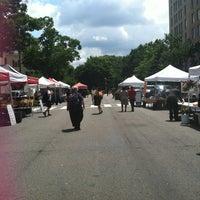 Photo taken at FRESHFARM Market by the White House by Julie S. on 6/14/2012