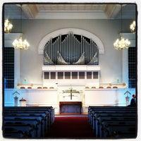 Photo taken at First Presbyterian Church by Peyson M. on 9/8/2012