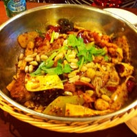 Photo taken at 拿渡麻辣香锅 Nadu Spicy Pot by chrissc921 on 5/18/2012