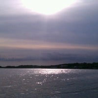 Photo taken at Northbeach Restaurant & Bayside Bar by Mike K. on 5/26/2012