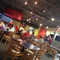 Photo taken at Reginelli's Pizza by Allen H. on 3/22/2012
