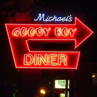 Photo taken at Michael's Goody Boy by Andy on 8/31/2012