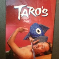 Photo taken at Taro's By Mikuni by Jessica L. on 8/28/2012