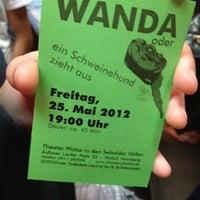 5/25/2012에 Nina B.님이 Theater Pfütze에서 찍은 사진