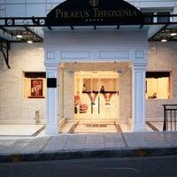 Photo taken at Piraeus Theoxenia Hotel by Makis D. on 8/22/2012