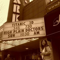 Photo taken at Park Theatre by Craig P. on 4/15/2012