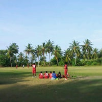 Photo taken at Corals Stadium by Mohd A. on 6/15/2012