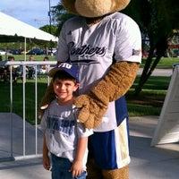Photo taken at FIU Baseball Stadium by Ramon L. on 5/4/2012