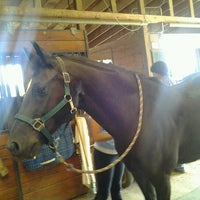 Photo taken at Knoll Farm by Joe A. on 8/12/2012