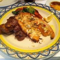 Das Foto wurde bei BRAVO! Cucina Italiana von Steve S. am 6/10/2012 aufgenommen