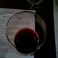 Photo taken at The Vinyard Wine Market by Marnie W. on 5/26/2012