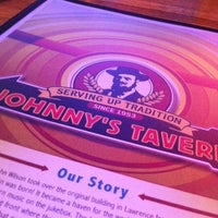 Photo taken at Johnny's Tavern by Brad L. on 8/1/2012