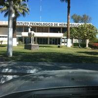 Photo taken at Instituto Tecnológico de Hermosillo by @javiwankenobi on 3/22/2012