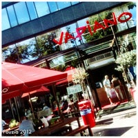 Photo taken at Vapiano by Fauzia J. on 8/9/2012