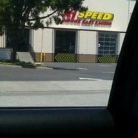 Photo taken at K1 Speed Santa Clara by Funhiguy on 5/12/2012