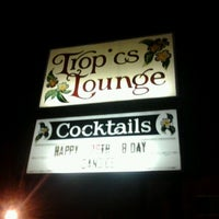 Photo taken at Tropics Lounge by Candy-O on 2/27/2012