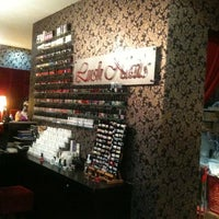 Photo taken at Lush Nails by Nora R. on 2/20/2012