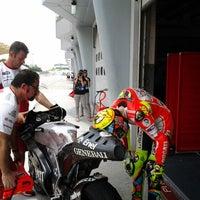 Photo taken at Formula One Paddock Club™ - Sepang International Circuit by Roslan M. on 3/1/2012