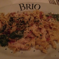 Photo taken at Brio Tuscan Grille by Wendy K. on 4/10/2012