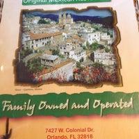 Photo taken at San Jose's Original Mexican Restaurant by Richard F. on 7/19/2012