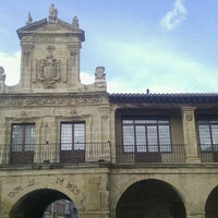 Photo taken at Ayuntamiento by Enrique R. on 4/29/2012
