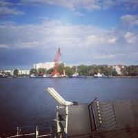 Photo taken at Terminal Promowy Swinoujscie by Mareu R. on 8/26/2012