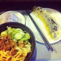 Photo taken at 麺バー UDON by Nakashima I. on 4/7/2012