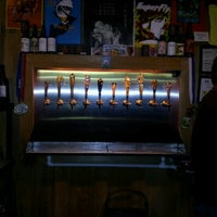 Photo taken at 7venth Sun Brewery by Chuck R. on 8/5/2012