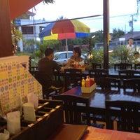 Photo taken at บาหลี สเต๊กเฮาส์ by Roxanne W. on 8/27/2012